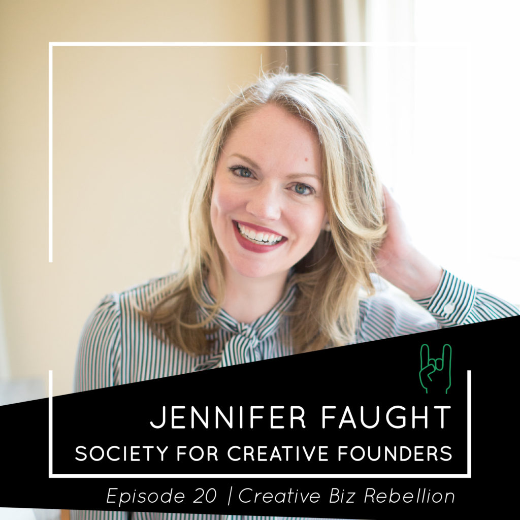 Episode 20 – Planning for the Year with Jennifer Faught