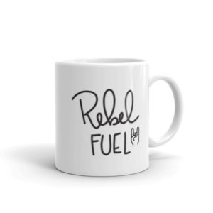 Rebel Fuel Mug