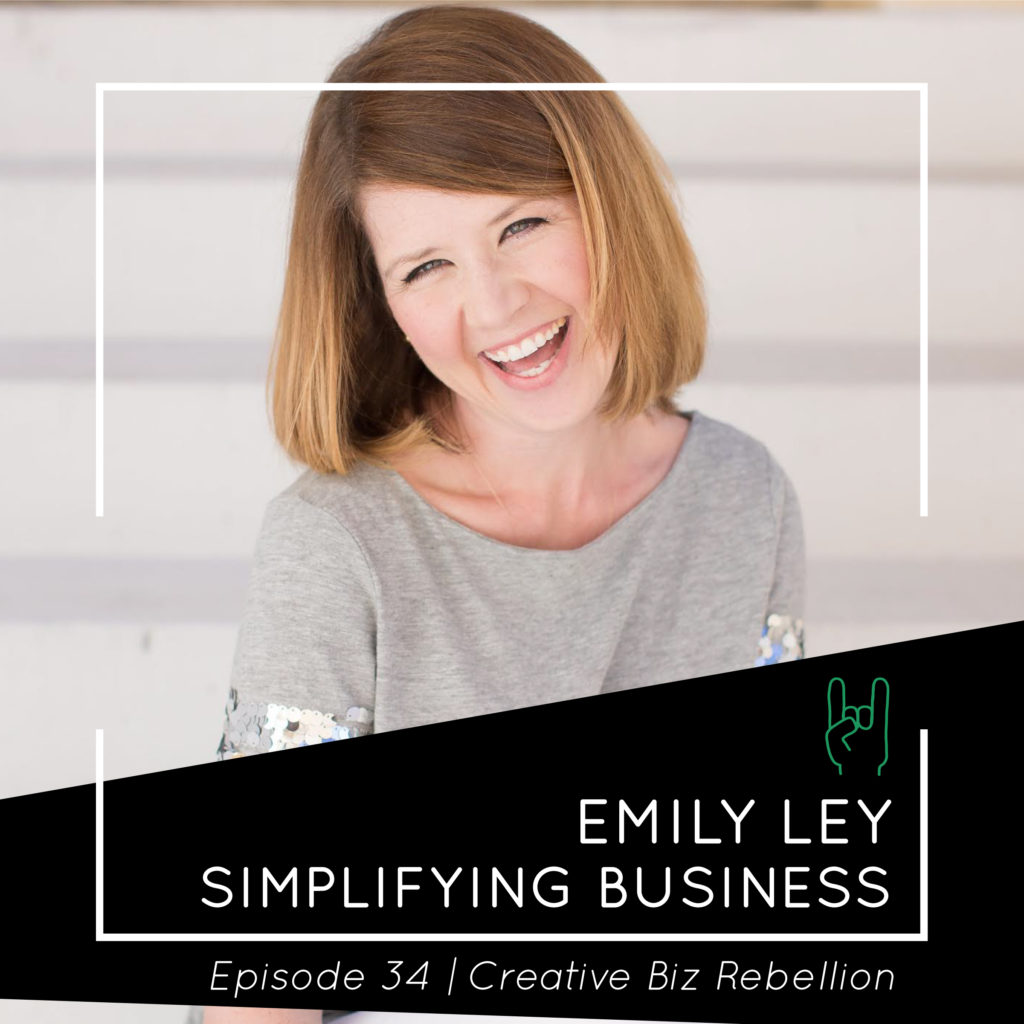 Episode 34 – Simplifying Manufacturing and Business with Emily Ley