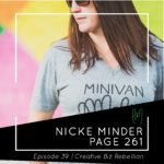 Episode 39 – Shop Talk with Nicke Minder of Page 261