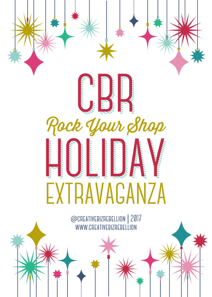 Introducing the CBR Rock Your Shop Holiday Extravaganza