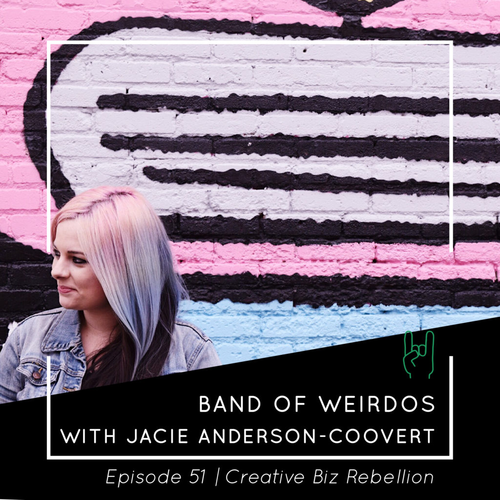 Episode 51 – Shop Talk with Band of Weirdos