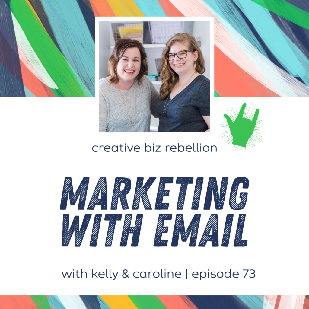 Episode 73 – Marketing with Email