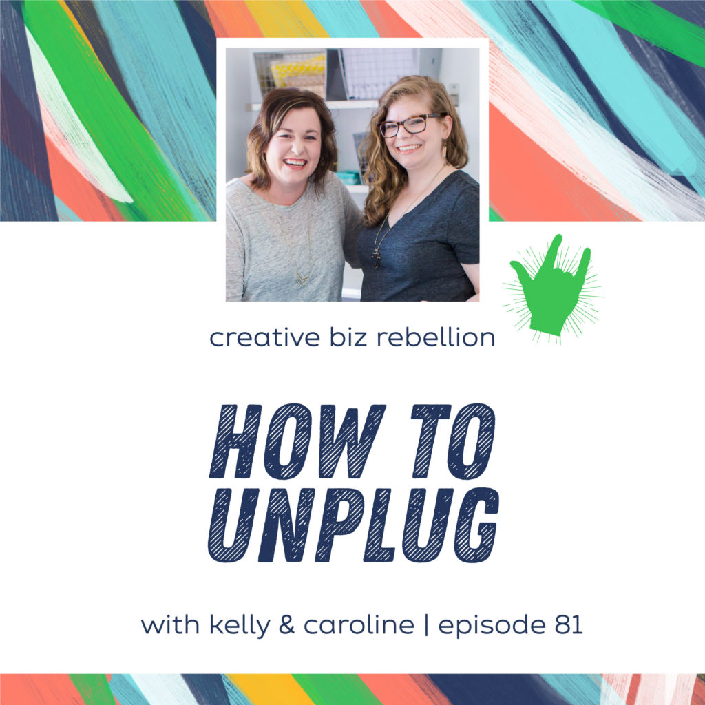 Episode 81 – How to Unplug