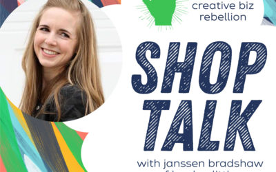 Episode 101 – SHOP TALK with Janssen Bradshaw of London Littles