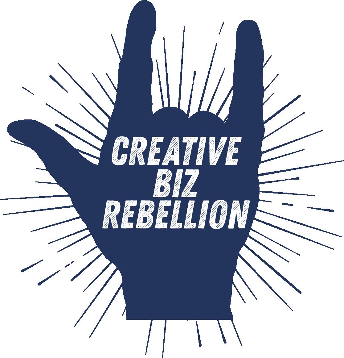 Creative Biz Rebellion Podcast