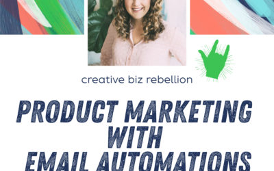 Episode 112 – Product Marketing with Email Automations with Katie Salmon