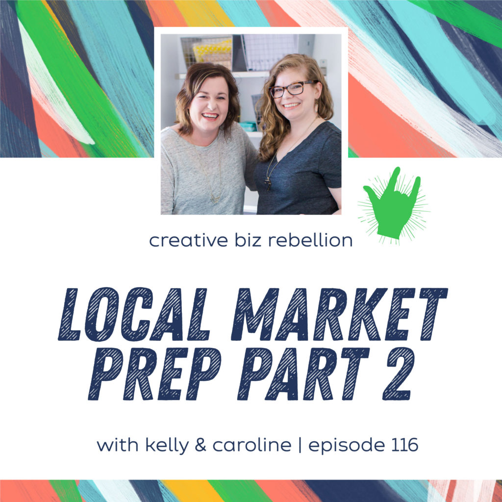 Episode 116 - Local Market Prep Part 2