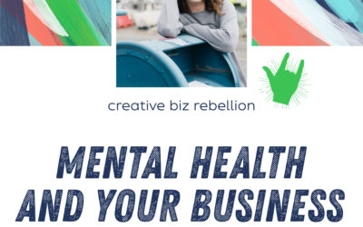 Episode 119 – Mental Health and Your Business with Sara McNally