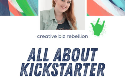 Episode 122 – All About Kickstarter with Kit Cronk