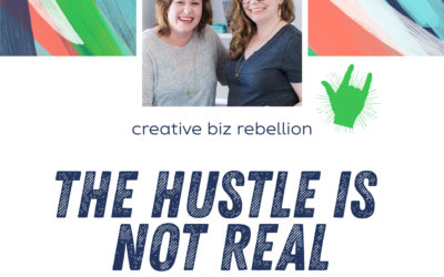 Episode 123 – The Hustle is Not Real